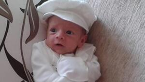 4üncü katın balkonunda düşen Sena bebek ağır yaralandı