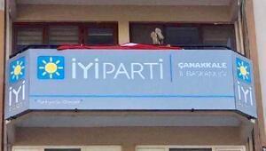 İYİ Parti Çanakkale İl Başkanlığından tepki çeken fotoğrafla ilgili açıklama