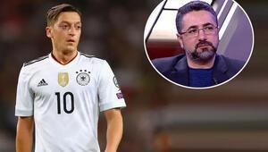 Serdar Ali Çelikler: Euro 2024 tanıtım yüzümüz Mesut Özil olsun