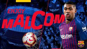 Barcelona, Malcom transferini açıkladı