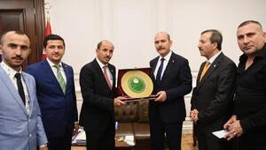 Isparta Davrazspordan Ankara çıkarması