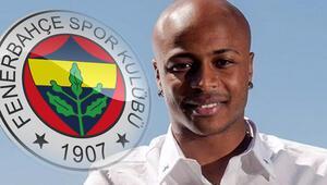 Fenerbahçenin yeni transferi Ayew kimdir Çok ilginç detay...