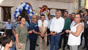 Geleneksel El Sanatları Merkezi açıldı