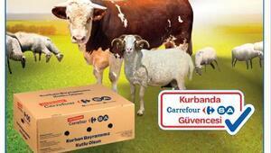 CarrefourSA kurban bağışı imkanı sunuyor