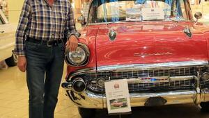 3. Klasik otomobil festivali Talas'ta başlıyor