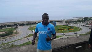 Toure resmen Trabzonsporda