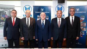 Yaşar Üniversite yeni akademik yıla hazır
