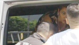 Sivil trafik polisleri tek tek topladı