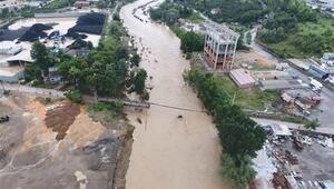 Bakan Soylu sel felaketi yaşanan Orduda duyurdu: Tüm maddi kayıpları devletimiz karşılayacak