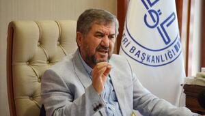Müftü Artan: Antalyada nahoş görüntülere izin vermeyelim