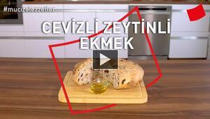 Cevizli Zeytinli Ekmek