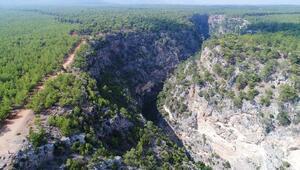 Güver Kanyonu, ekoturizme açılıyor