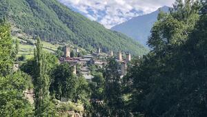 Anka Kuşunun ülkesi: Svaneti