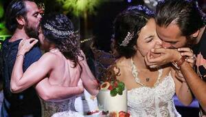 Rüya gibi düğünden yeni fotoğraflar ortaya çıktı