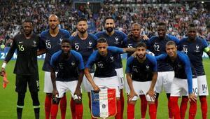 Fransa, Dünya sıralamasında zirvede