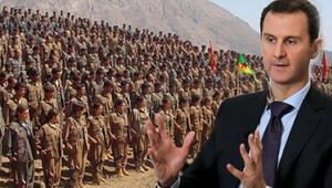 PKKdan Suriyede tehlikeli oyun: Küçültülmüş hükümet