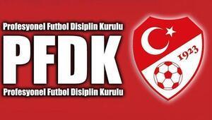 PFDK cezaları açıklandı Hasan Şaş...