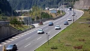 Boluda bayram trafiği önlemleri