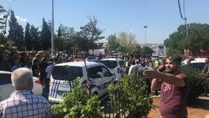 Tuzlada kurban satış alanındaki kavgaya polis müdahalesi