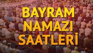 Antalyada bayram namazı saat kaçta Kurban Bayramı namaz vakitleri