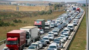 4 günde yaklaşık 269 bin araç geçti