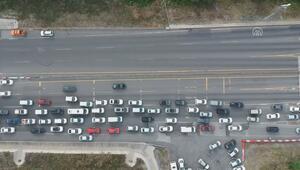 Bolu Tünelinden 4 günde yaklaşık 269 bin araç geçti