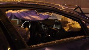 Beylikdüzü'nde trafik kazası: 1 ölü