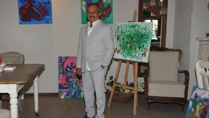 Eğitim bursuna sanat ile destek