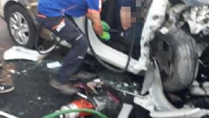 Erzincanda katliam gibi kaza: 3ü çocuk, 7 ölü, 3 yaralı/ Ek fotoğraflar