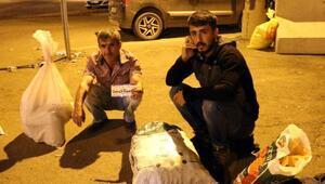 Diyarbakırdan aldığı 15 İstanbul yolcusunu Siverekte indirdi