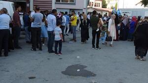 Düğündeki kavgada biber gazı sıkıldı, 25 kişi gazdan etkilendi
