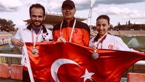 Büyükşehir'in sporcusu Avrupa üçüncüsü