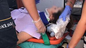 Dehşet Bıçakladığı karısını balkondan attı, yetmedi üzerine saksı fırlattı
