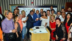 Baba filmi İzmirde tanıtıldı