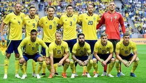 İsveç Milli Takımının aday kadrosu açıklandı