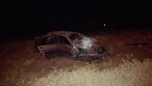 Siverekte kaza: 2 ölü, 1 yaralı