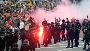 Chemnitz sürpriz değil, polis üç ay önce uyarmış