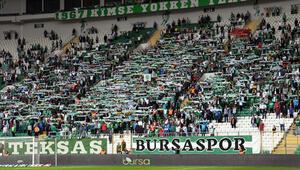 Bursaspor'da Beşiktaş maçı biletleri satışa çıkıyor