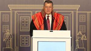 Adlı yıl açılışında Yargıtay Başkanı Ciritten Brunson mesajı