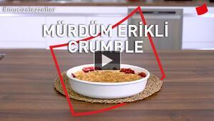 Mürdüm Erikli Crumble