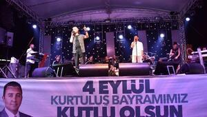Cengiz Kurtoğlu ve Hakan Altun'dan kurtuluş konseri