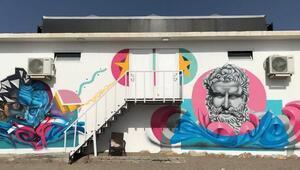 Antalyayı grafitiyle renklendirelim çağrısı