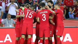 A Milli Futbol Takımı, İsveç karşısında