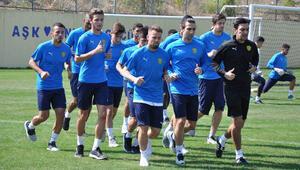 MKE Ankaragücünde Erzurumspor maçı hazırlıkları