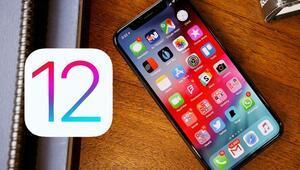 iOS 12 güncellemesi yayınlandı iOS 12 hangi cihazları destekliyor