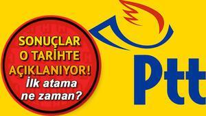 PTT yazılı sınav sonuçları ne zaman açıklanacak