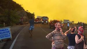 Balkan Pakdemirli: Antalyada yangın kontrol altında