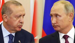 Erdoğan Putin zirvesinde mutabakat: Silahlardan arındırılmış bölge