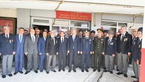 Başkan Kafaoğlundan Gazilere anlamlı jest