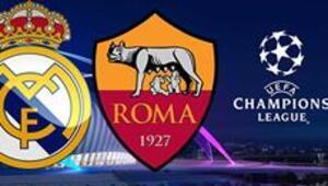 Canlı | Real Madrid - Roma